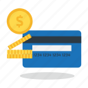 commerce, credit card, marketing, money, sales, shop icon