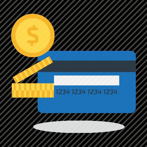 commerce, credit card, marketing, money, sales, shop icon