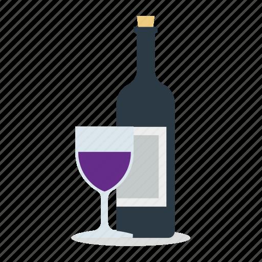 commerce, drink, marketing, sales, shop, wine icon