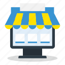 commerce, internet, marketing, sales, shop icon