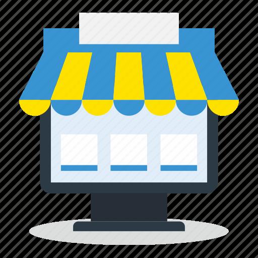 commerce, internet, marketing, sales, shop icon