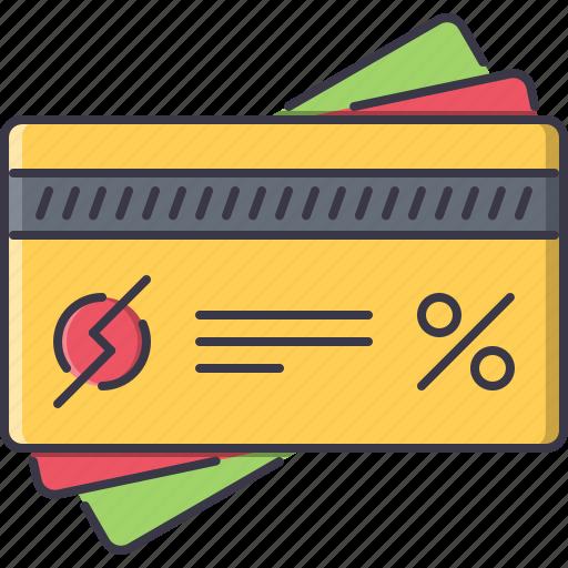 card, commerce, discount, market, sale, shop, shopping icon