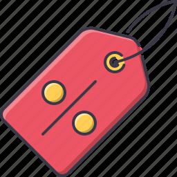 badge, commerce, discount, market, sale, shop, shopping icon