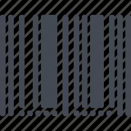 barcode, commerce, online shop, shop, supermarket icon