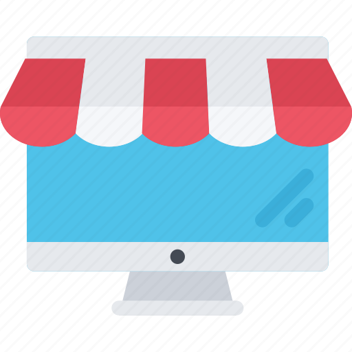 commerce, online, online shop, shop, supermarket icon