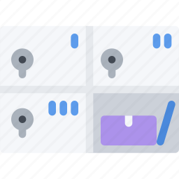 boxes, commerce, online shop, safe, shop, supermarket icon