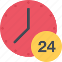 commerce, online shop, shop, supermarket, time icon