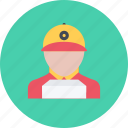 courier, e-commerce, online shopping, sale, shop, shopping icon