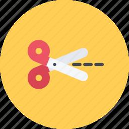 cut, e-commerce, online shopping, sale, shop, shopping icon