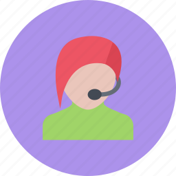 e-commerce, online shopping, operator, sale, shop, shopping icon