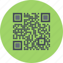 code, e-commerce, online shopping, qr, sale, shop, shopping icon