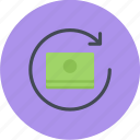 e-commerce, online shopping, refund, sale, shop, shopping icon