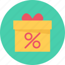 e-commerce, gift, online shopping, sale, shop, shopping icon