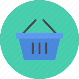 basket, e-commerce, online shopping, sale, shop, shopping icon