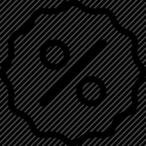 e-comerce, online shop, purchase, sale badge, shop, shopping icon