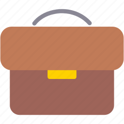 bag, briefcase, business, documents, office icon