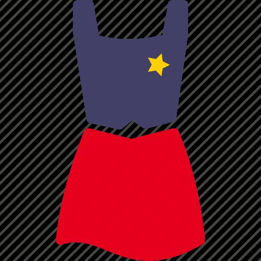 blouse, cloth, dress, fashion, hanger, ladies icon