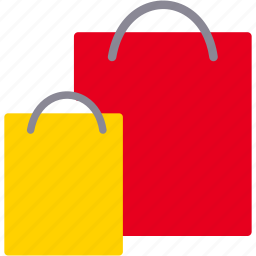 bags, buy, mart, purchase, shopping, store icon