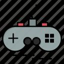 gamepad, joystick, wireless, xbox icon