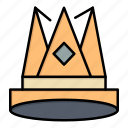 achievement, crown, empire, first, king, position