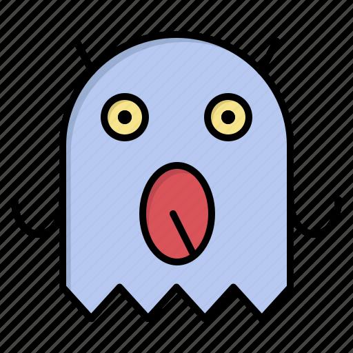 alien, monster, space icon