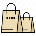 bag, handbag, shop, shopping icon