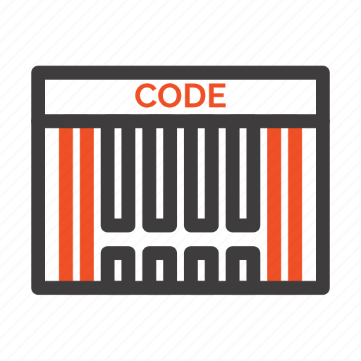 bar, barcode, code, shopping icon
