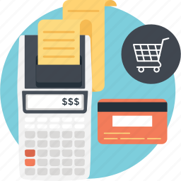 cash register, checkout, ecommerce, shopping checkout, shopping payment icon