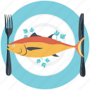 fish, meal, seafood, seafood cuisine, seafood restaurant icon