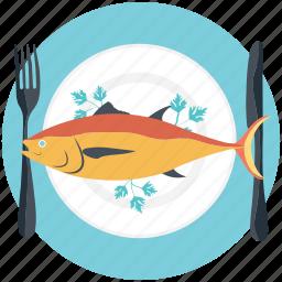 fish, meal, seafood, seafood cuisine, seafood restaurant icon