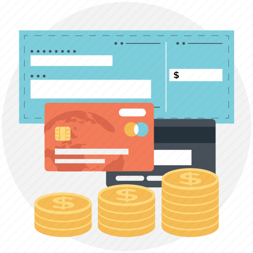 Alternative Payments, Coin Stack, Credit Cards, Finance