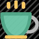 beverage, coffee cup, drink, hot coffee, hot drink, hot tea, tea cup
