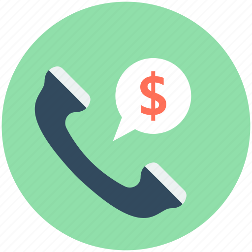 customer services, helpline, phone banking, phone receiver, receiver icon