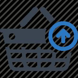 buy, ecommerce, purchase, shopping, shopping basket icon