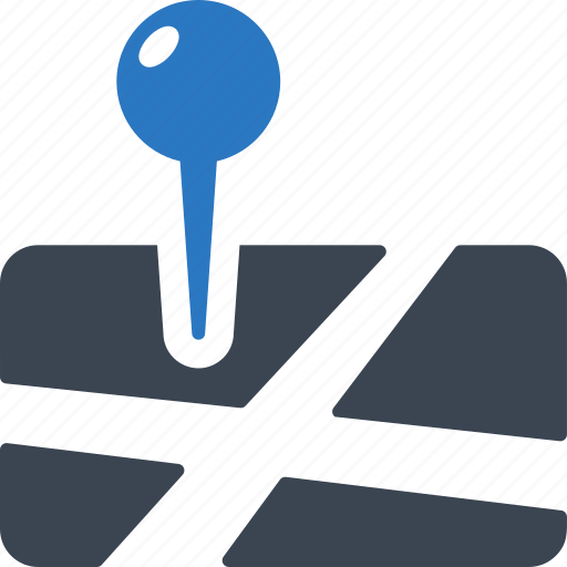 destination, location, map, pin, store locator icon