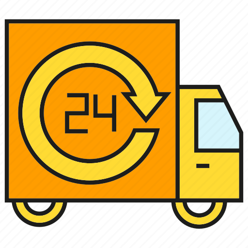 car, delivery, send, shipping, transport, truck icon