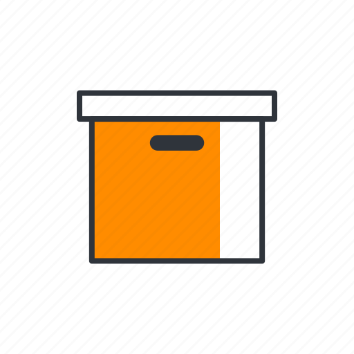 box, delivery, package, product, shop, shopping icon