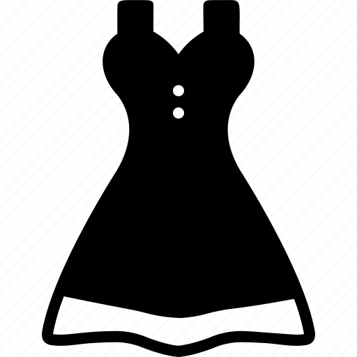 cloth, dress, ladies, wear icon