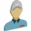 avatar, courier, courier service, delivery boy, package, postman, shipping icon