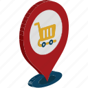 location pin, mall location, map pin, store location, stores nearby icon
