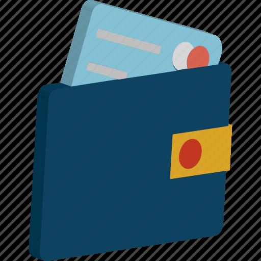 billfold wallet, card holder, cash wallet, pocket purse, pocketbook, purse, wallet icon