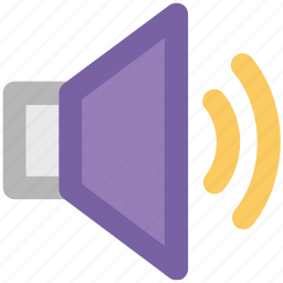 audio, loud, music, noise, sound, speaker, volume icon