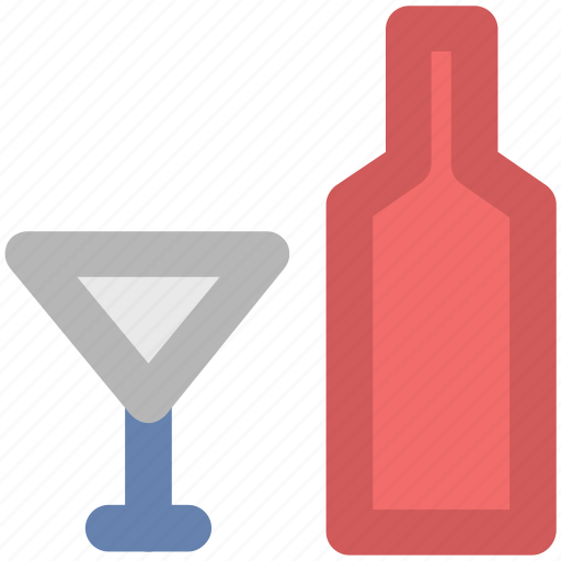 alcohol, bar menu, beverage, bottle, brewery, drink, glass icon