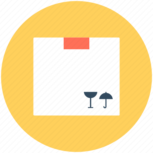 box, crate, delivery, parcel, shipping icon