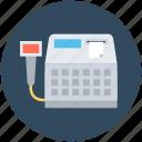 barcode reader, barcode scanner, pos machine, product scanning, scanning barcode icon
