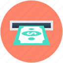 atm, atm machine, cash withdrawal, money withdrawal, transaction icon