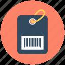 barcode, barcode tag, price barcode, price code, upc code icon