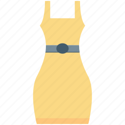 bodycon, clothes, clothing, evening dress, woman dress icon