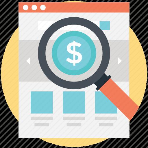 find best deals, find best price, low prices, price comparison, sale offers icon