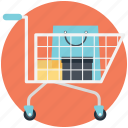 buy online, ecommerce, online shopping, shopping cart, shopping trolley icon